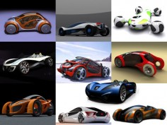 Peugeot Design Contest: the winning entries