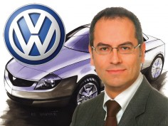 Flavio Manzoni is VW