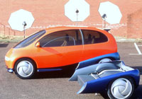 1992 Opel Twin Concept
