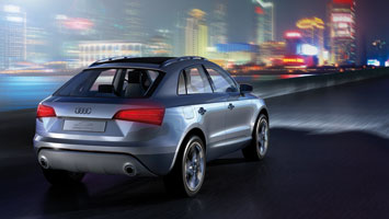Audi Cross Coupe quattro