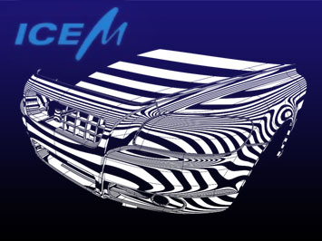 Icem Shape Design Cover