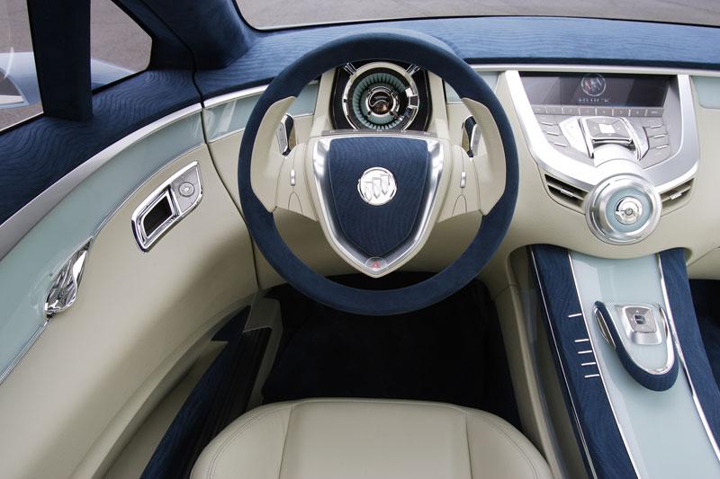 buick riviera concept interior car body design car body design