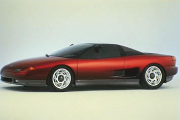 Chrysler 20 Years Of Concept Cars Car Body Design