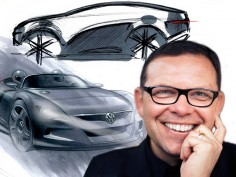 Peter Schreyer to be honoured by Royal College of Art
