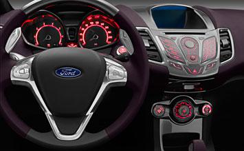 Ford Verve Concept - Interior