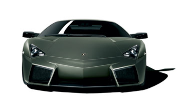 Lamborghini Reventon Car Body Design