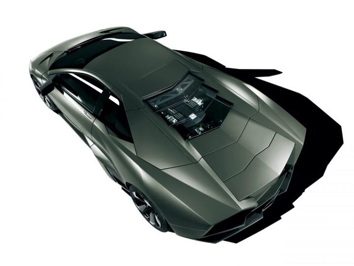 Lamborghini Reventon Car Body Design