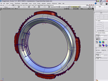 Kumho Epoch Alias DesignStudio screenshot