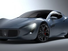 Maserati Chicane concept preview