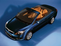 New Ford Focus Coup