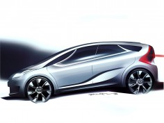 Hyundai HED-5 Concept preview