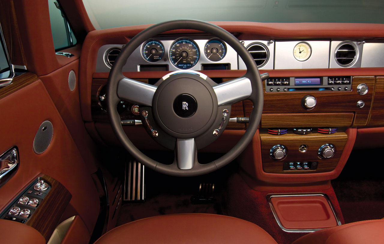 Rolls Royce Phantom Coupe Interior Car Body Design