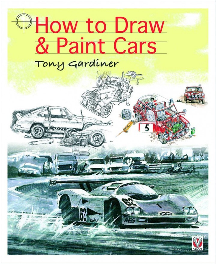 Book How To Draw And Paint Cars Car Body Design