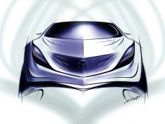 Mazda Concept for Moscow preview
