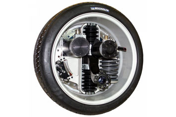 Venturi Volage Concept in Wheel motors