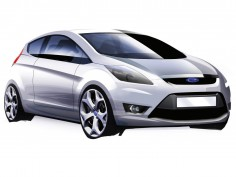 Ford Fiesta: design story
