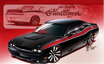 Super Challenger by Mr Norm