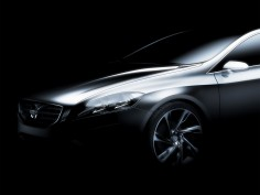 Volvo S60 Concept preview