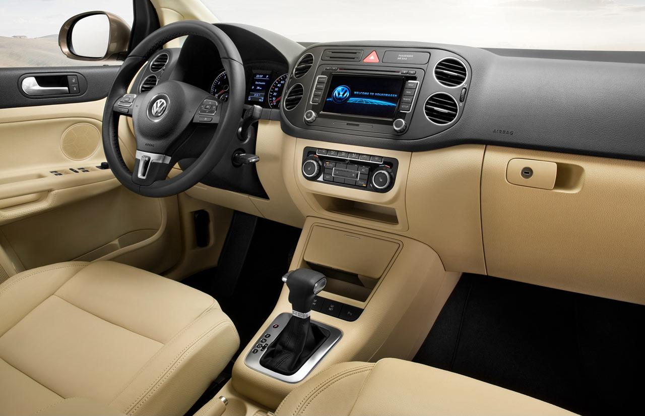 VW Golf Plus Interior - Car Body Design