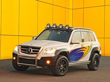 GLK Rock Crawler By Legendary Motorcar