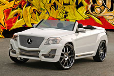 GLK Rban Whip By Boulevard Customs