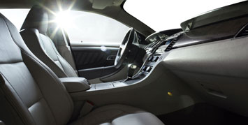 2010 Ford Taurus - Interior