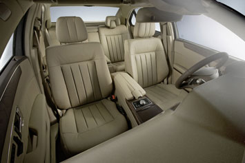 Mercedes Benz New E Class Interior
