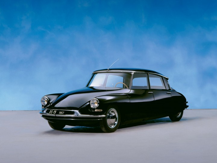 Citroën DS named Most Beautiful Car