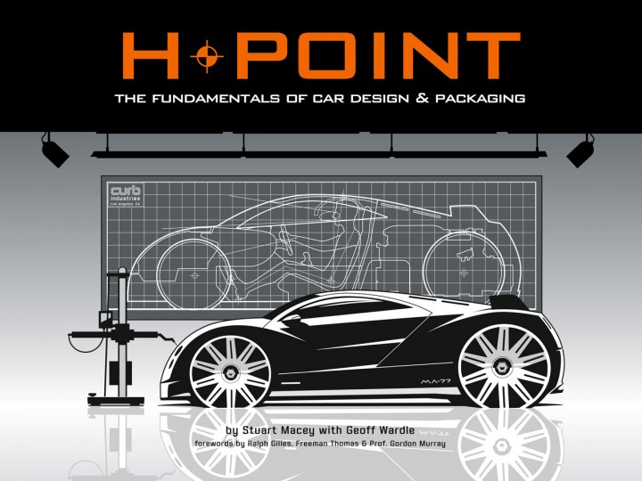 H-Point: an automotive design reference guide