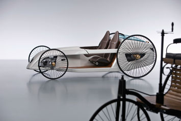 Mercedes Benz F Cell Roadster Concept