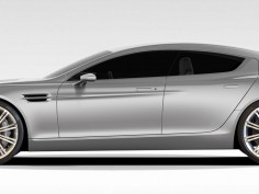 Aston Martin Rapide: new images