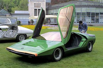 Bertone Carabo Concept 1968 Page 3 Car Body Design