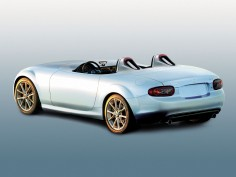 Mazda MX-5 Superlight Concept preview