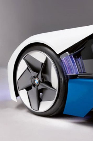 BMW Vision EfficientDynamics Concept Wheel