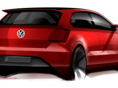 Volkswagen Polo: design images
