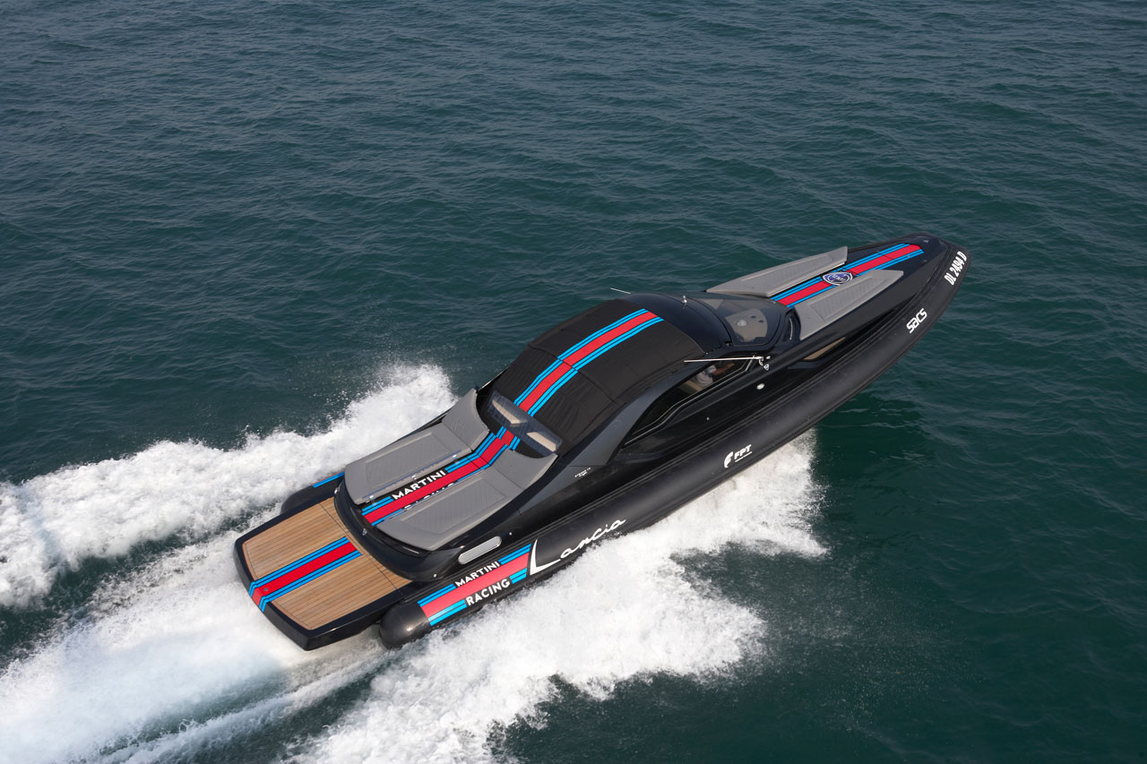 Lancia Powerboat at Venice
