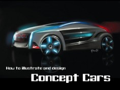 Book review: How to illustrate and design Concept Cars