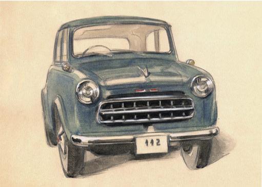 Car Design History Exhibition At Hiratsuka Museum Of Art Page 4