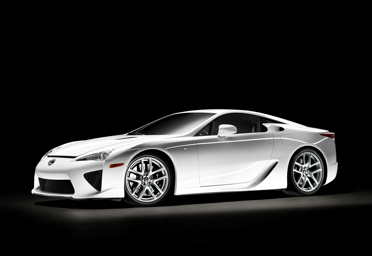 Lexus Lfa Page 3 Car Body Design Sketch