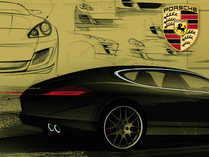 Porsche Design Calendar 2010 Car Body Design