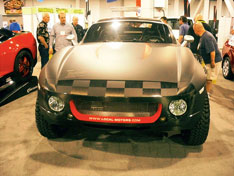 Rally Fighter At SEMA