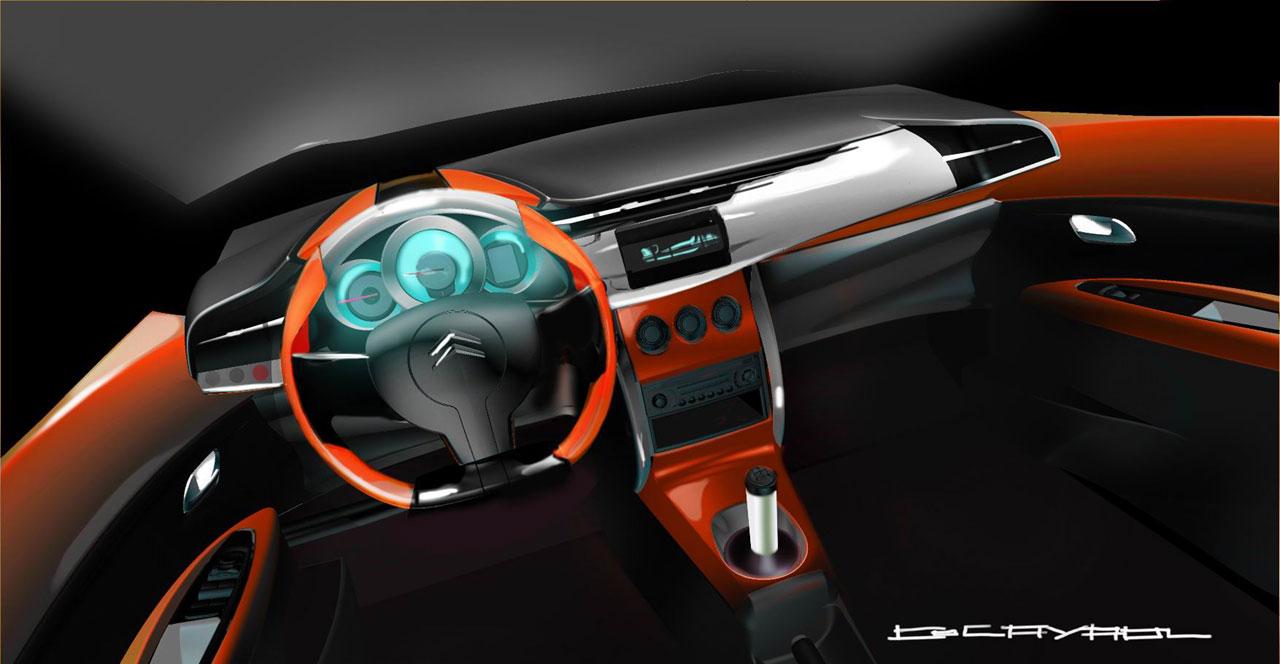 The new Citroen C3 - Page 9 - Car Body Design