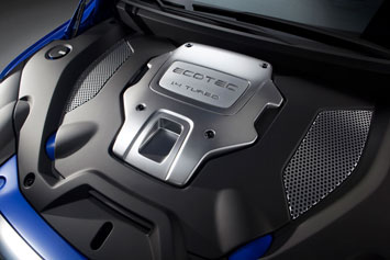 Chevrolet Aveo RS Concept Engine