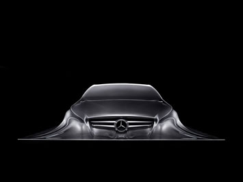 Mercedes-Benz Design Sculpture