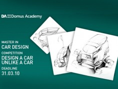 Design a Car Unlike a Car competition