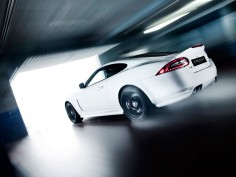 Jaguar XKR with Speed and Black Pack