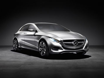 Mercedes Benz F800 Style Concept