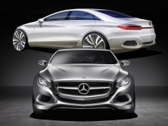 Mercedes-Benz F800 Style Concept
