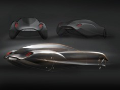 RCA Design Students create the Bentley of the Future