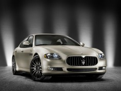 Maserati Quattroporte Sports GT S Awards Edition